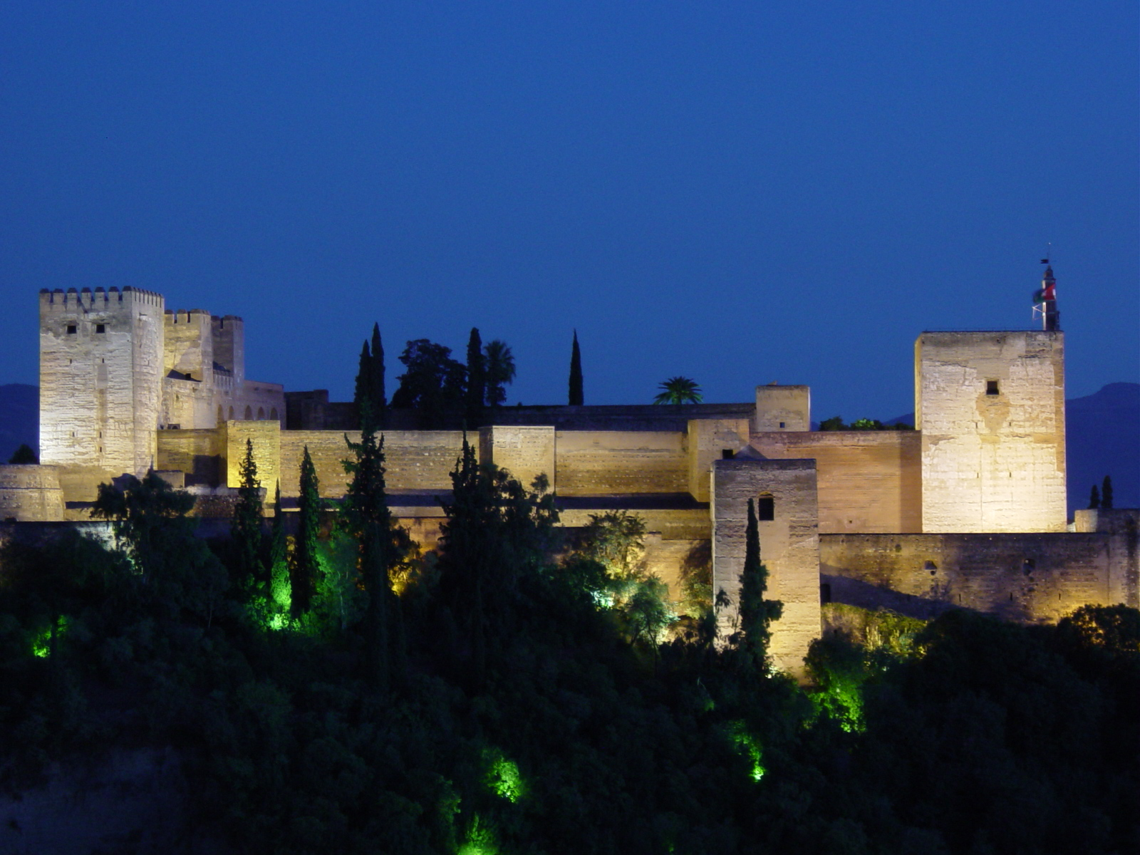 España: Andalucía